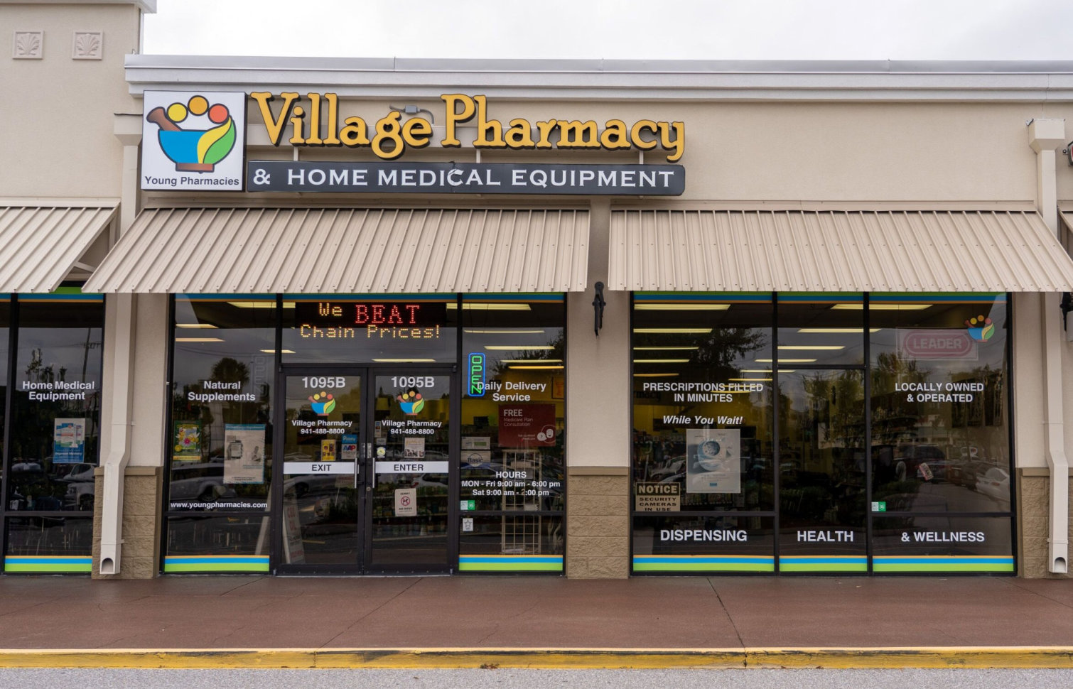 A village Pharmacy Establishment